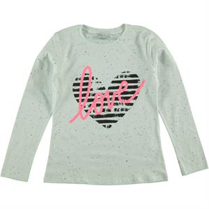 Cvl Sweatshirt Pink Girl Kids Age 6-9