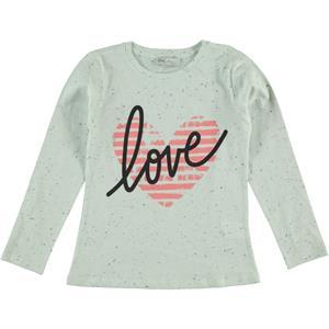 Cvl Kız Çocuk Sweatshirt 6-9 Yaş Siyah