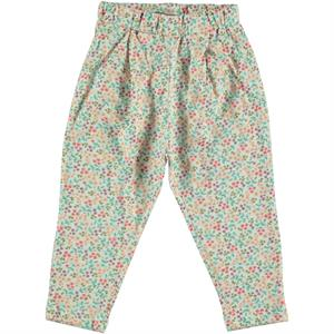 Cvl Girl Girl Boy Leggings Long Ecru 2-5 Years