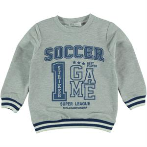 Cvl 2-5 Years Boy Sweatshirt Indigo