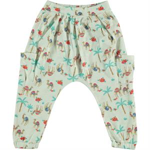 Cvl The Boy 2-5 Years Girl Baggy Ecru