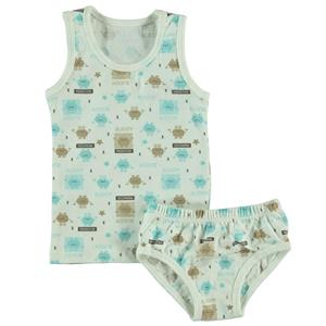 Civil Team Turquoise Underwear Baby Boy 9-18 Months