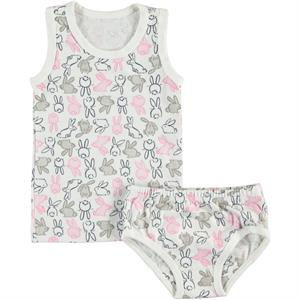 Civil Team 9-18 Months Baby Girl Pink Underwear