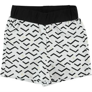 Cvl 2-5 Years Boy Girl Shorts White