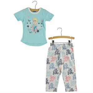 Frozen Age 1-4 Girl Slumber Blue Team