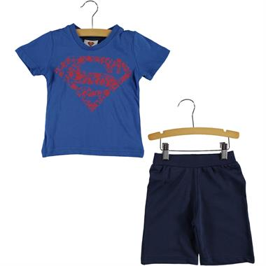 Superman 2-5 Years Blue Boy Team Kapril Saks