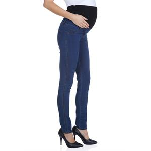 LuvmaBelly Maternity 6002 - 100% Cotton Maternity Jeans