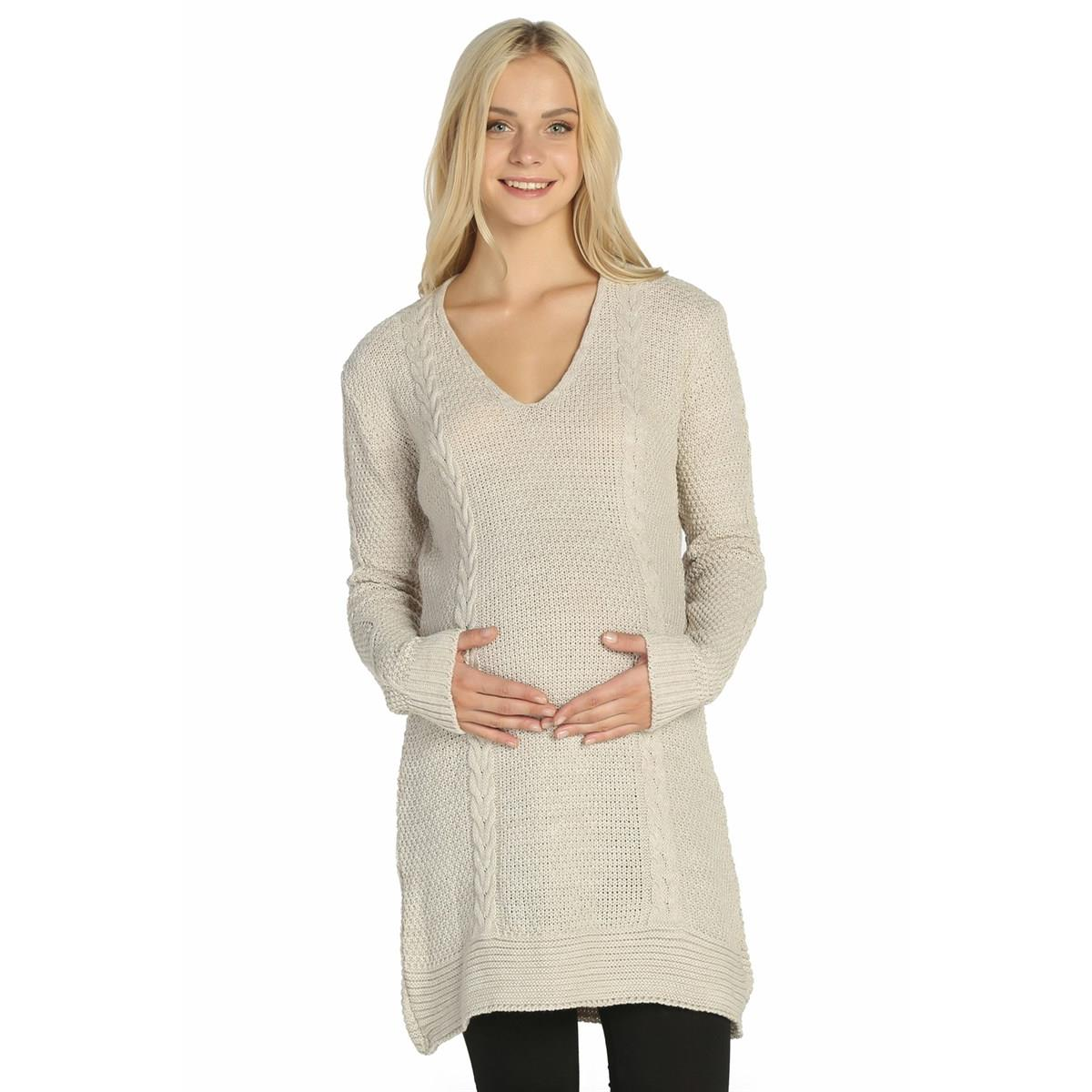 LuvmaBelly Pregnant 7025_7029 Sweater
