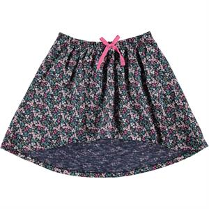 Cvl Navy Blue Skirt Girl Age 6-9