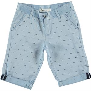 Civil Boys Age 6-9 Boy Blue Capri