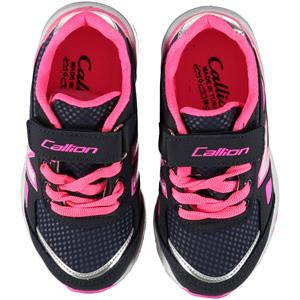 Callion 26-30 Number Of Lighted Sneaker Fuchsia The Girl Child
