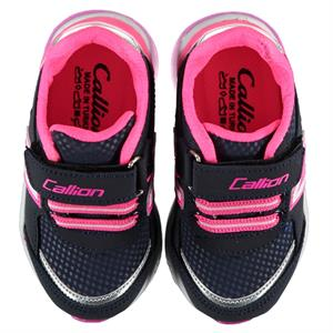 Callion 22-25 Lighted Sneaker Baby Girl Navy Blue Number