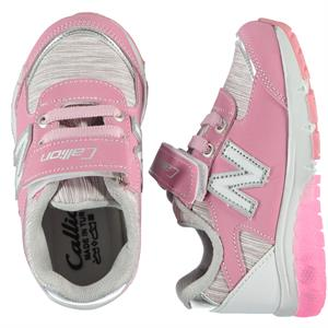 Callion 22-25 Lighted Sneaker Baby Girl Pink Number