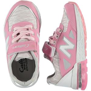 Callion The Girl Child Pink Lighted Sneaker 26-30 Number