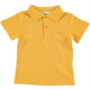 Civil Boys Boy T-Shirt Mustard 2-5 Years