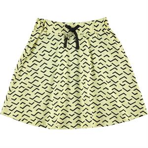 Cvl Yellow Skirt Girl Age 6-9