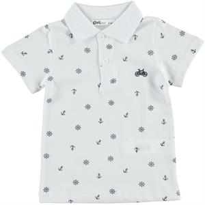 Civil Boys Boy T-Shirt White 2-5 Years
