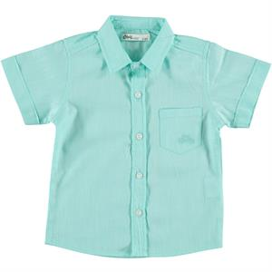 Civil Boys 2-5 Years Boy Shirt Mint Green