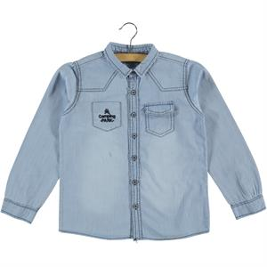 Civil Boys Blue Denim Shirts Boy Age 10-13