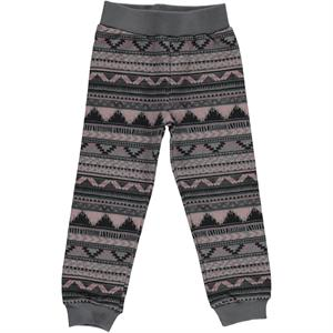 Cvl Anthracite Sweatpants 2-5 Years Girl