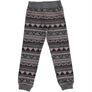 Cvl Anthracite Sweatpants Girl Age 6-9