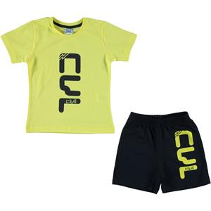 Civil Boys The Team In Yellow Boy Shorts 2-5 Years