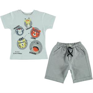 Civil Boys The Team In White Boy Shorts Ages 2-5