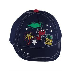 Kitti 0-18 Months, Navy Blue Baby Boy Hat