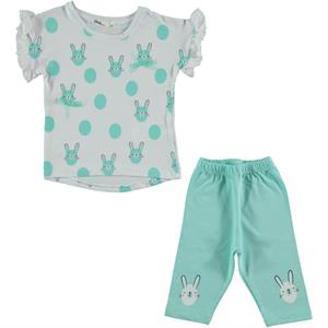 Civil Girls Team Tutu Kids Girl Mint Green 2-5 Years