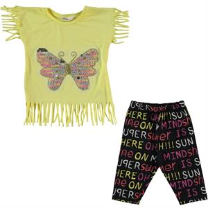 Civil Girls Team Yellow Girl Tutu Kids 2-5 Years