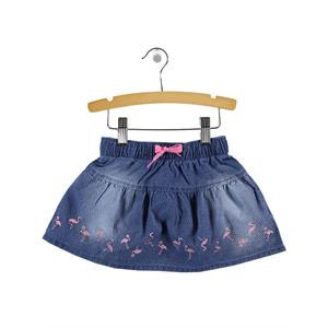 Civil Girls Girl Denim Skirt-Blue-6-18 Months