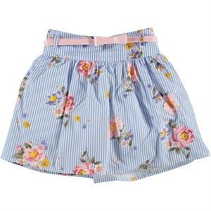 Civil Girls Blue Skirt Girl Age 6-9