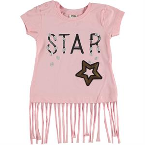Civil Baby Baby Girl T-Shirt Pink, 6-18 Months
