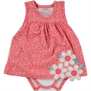 Civil Baby 6-18 Months Baby Girl Dress, Tongue In Cheek