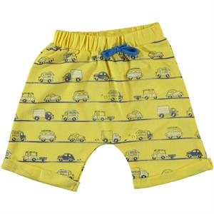 Civil Boys Boy Shorts Yellow 2-5 Years