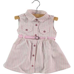 Civil Baby Baby Girl Dress, Pink, 6-18 Months