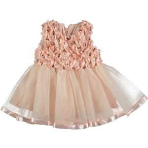 Civil Baby 6-18 Months Baby Girls Sequin Dress In Salmon