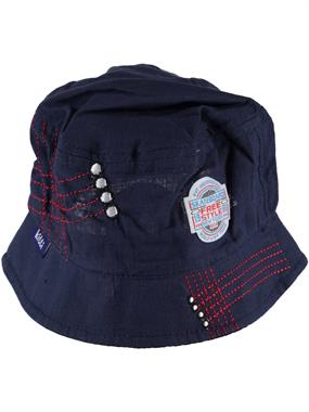 Kitti Age 1-4 Boy Hat Navy Blue Maxi