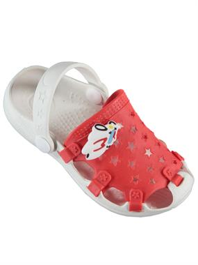 Civil Kid Slipper 25-30 # Red