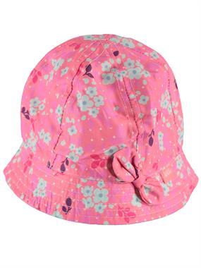 Kitti Age 1-4 Girl Maxi Pinkish Orange Hat