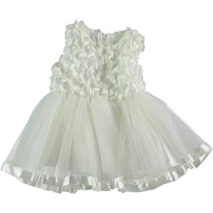 Civil Baby 6-18 Months Baby Girls Sequin Dress Ecru