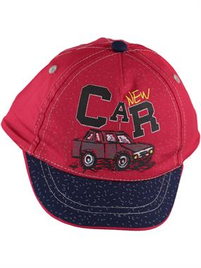 Kitti Age 1-4 Boy Red Cap Hat