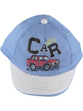 Kitti Age 1-4 Boy Cap Hat Blue