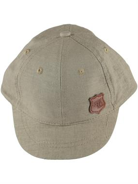 Kitti Age 1-4 Boy Cap Hat Beige