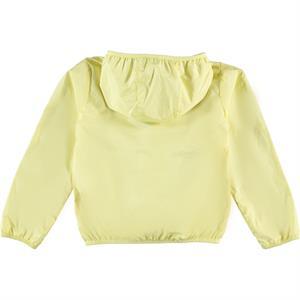 Civil Girls Girl Yellow Hooded Raincoat-Age 6-9 (3)