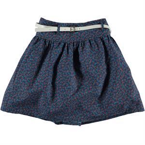 Civil Girls Navy Blue Skirt Girl Age 6-9