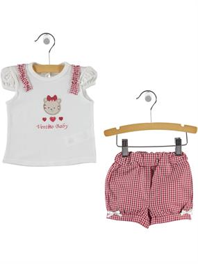 Civil Baby Baby Girl 3-9 Months, The Team In Red Shorts Kujju