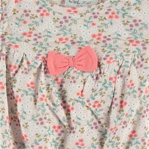 Cvl Powder Pink Girl Dress For 2-5 Age (2)