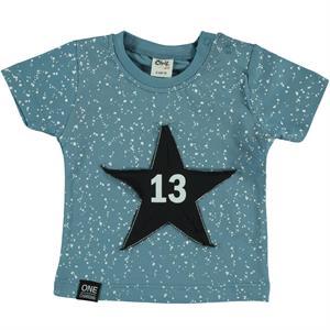 Civil Baby Baby Boy T-Shirt IndiGo 6-18 Months