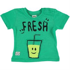 Civil Baby Baby Boy T-Shirt Yesil 6-18 Months